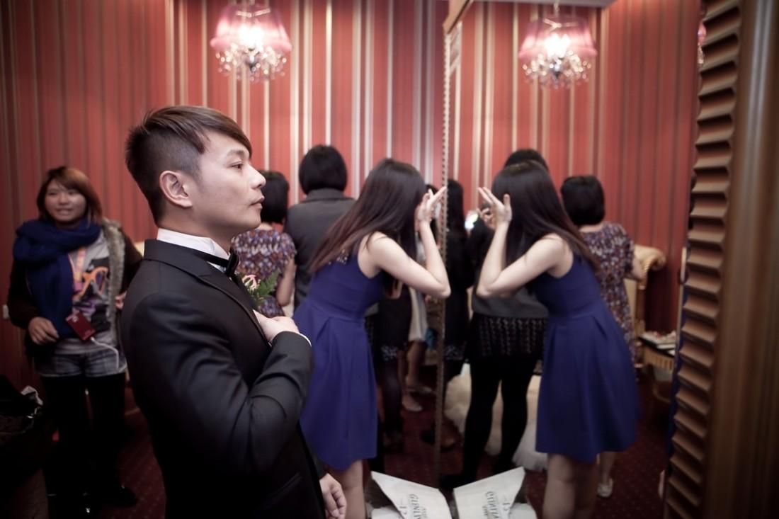 婚禮攝影與婚禮記錄