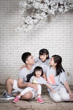 親子寫真/全家福-台北婚攝Mosquito