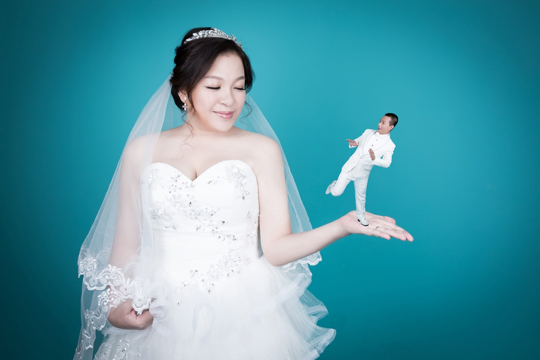 創意婚紗照-台北婚攝文子Mosquito