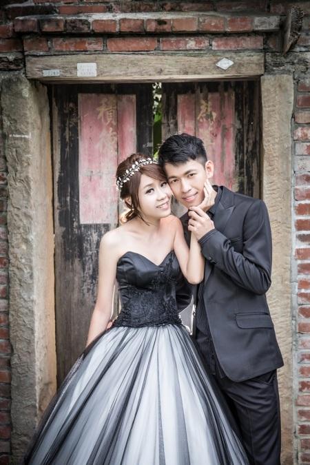 懷舊復古婚紗-台北婚攝Mosquito