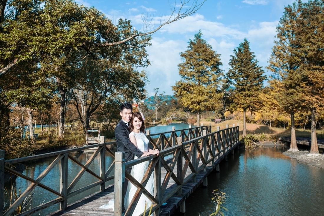 湖畔婚紗照-台北婚攝Mosquito文子