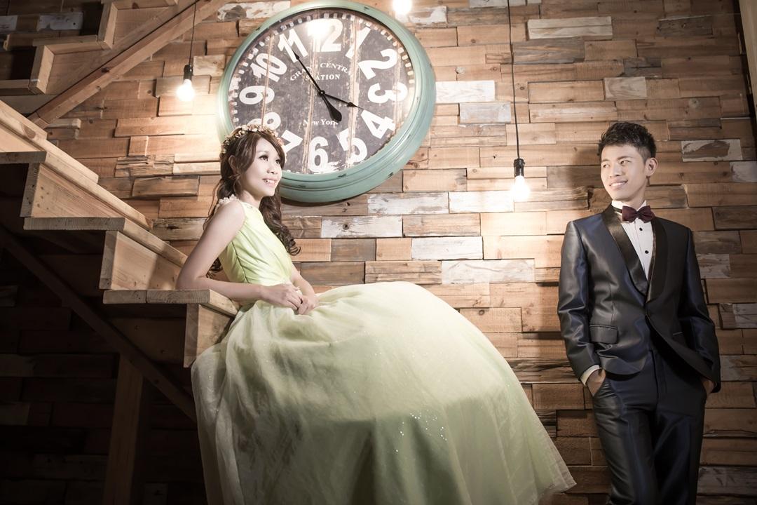 俏皮小品婚紗照-台北婚攝文子