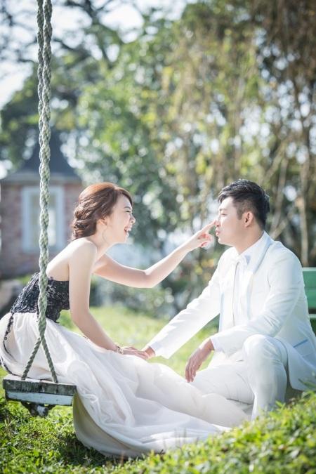 自然婚紗照-台北婚攝文子