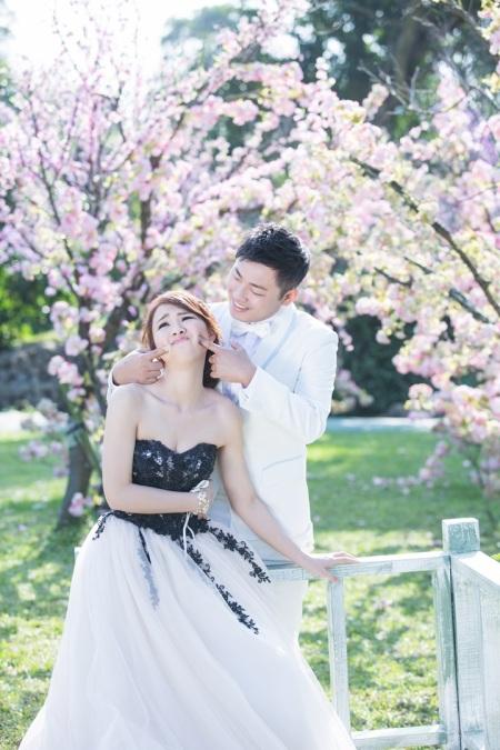 大自然婚紗-台北婚攝文子