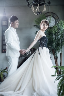 典雅氣質婚紗照-台北婚攝Mosquito