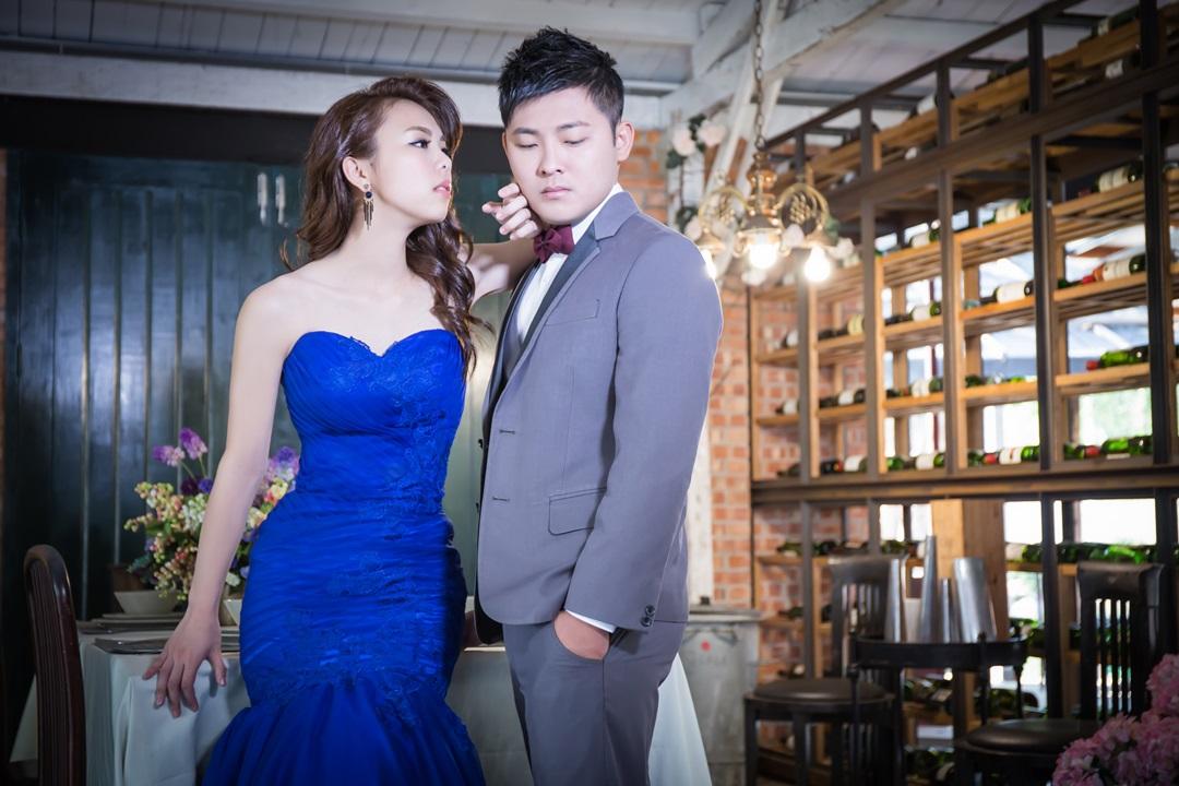 時尚個性婚紗照-台北婚攝Mosquito