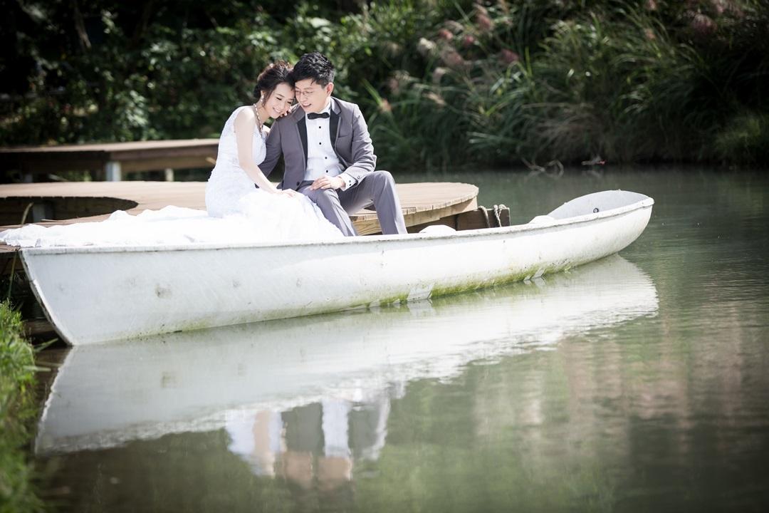 湖畔婚紗照-台北婚攝Mosquito