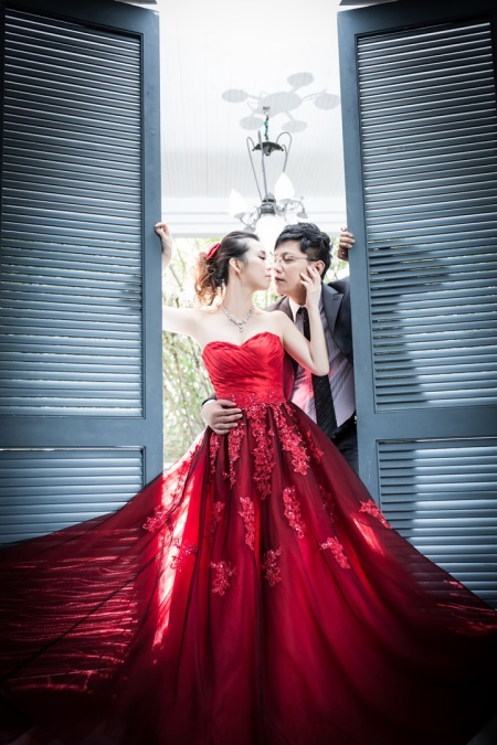 個性婚紗照-台北婚攝Mosquito