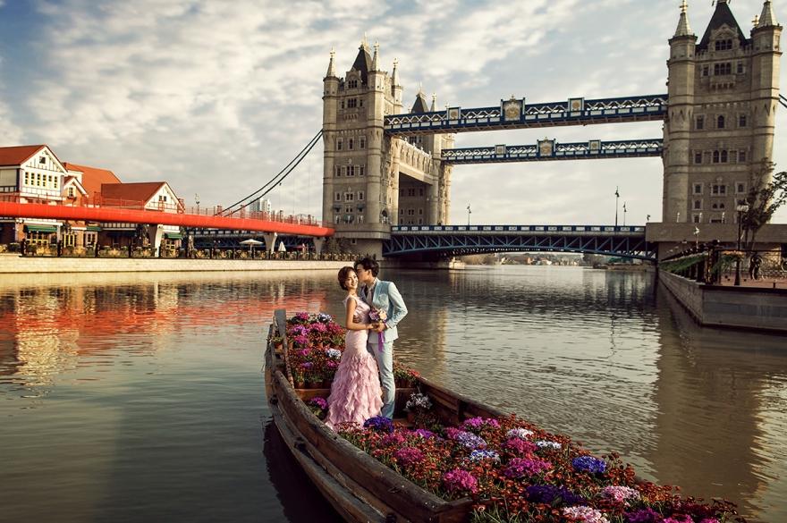 海外婚紗攝影工作室-徠麗視覺