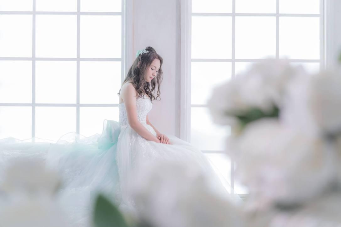 1+1 愛的故事館-手工婚紗禮服